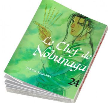 Le Chef de Nobunaga Le Chef de Nobunaga T24