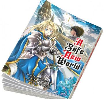 A Safe New World A Safe New World T01