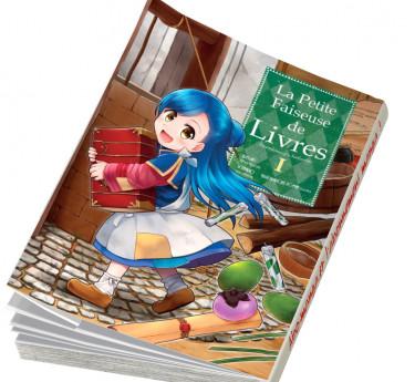 La Petite faiseuse de livres - Ascendance of a Bookworm La Petite faiseuse de livres - Ascendance of a Bookworm T01