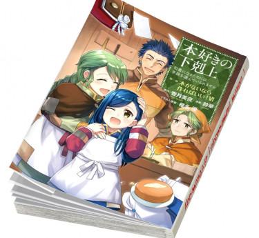 La Petite faiseuse de livres - Ascendance of a Bookworm La Petite faiseuse de livres - Ascendance of a Bookworm T06