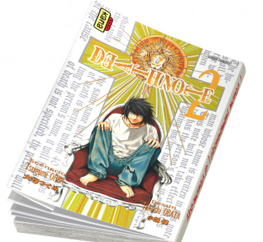 Death note Death Note T02
