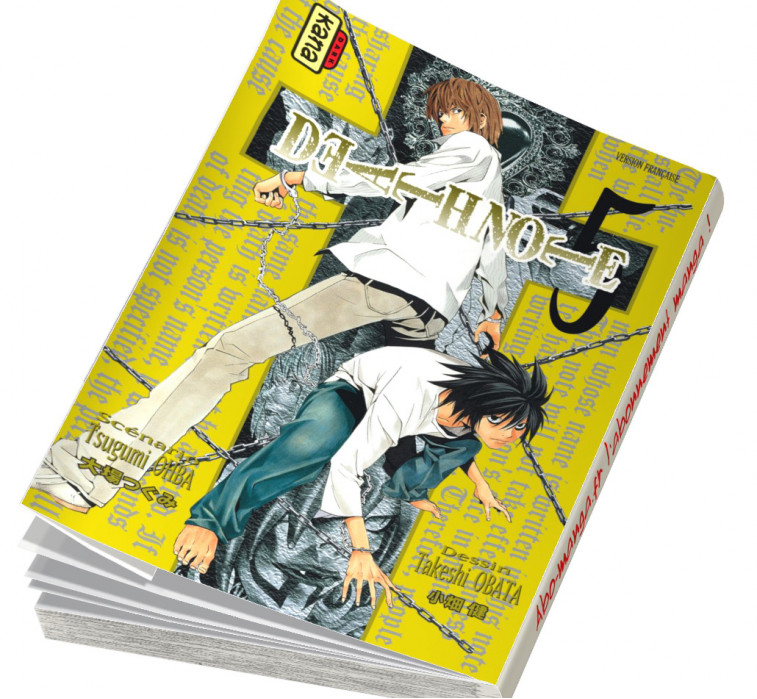 Death Note T05