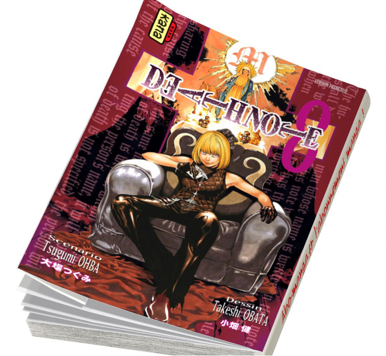 Death Note T08