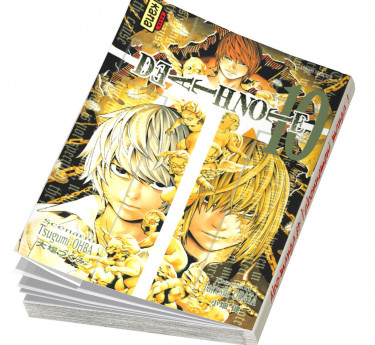 Death note Death Note T10