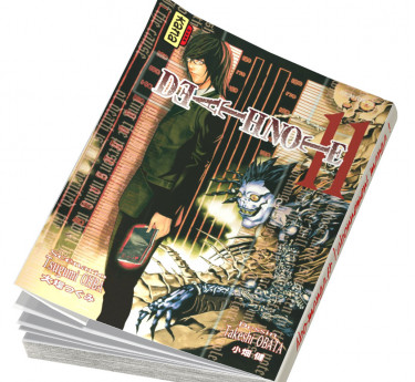 Death note Death Note T11
