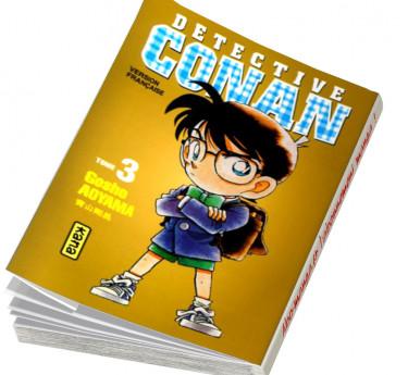 Détective Conan Détective Conan T03