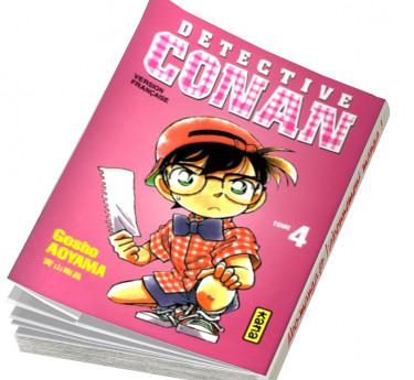 Détective Conan Détective Conan T04
