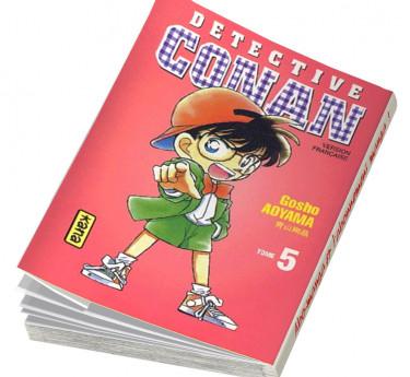 Détective Conan Détective Conan T05