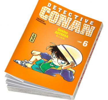 Détective Conan Détective Conan T06