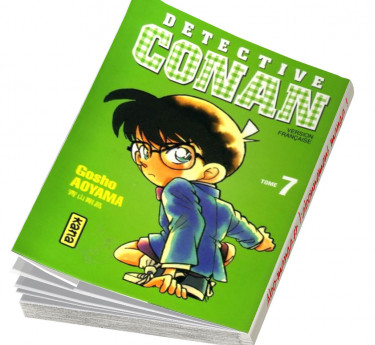 Détective Conan Détective Conan T07