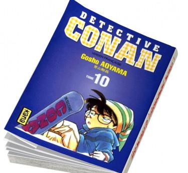 Détective Conan Détective Conan T10