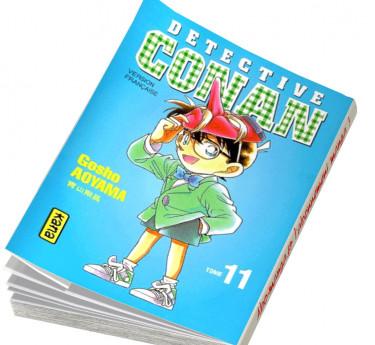 Détective Conan Détective Conan T11