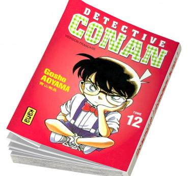 Détective Conan Détective Conan T12
