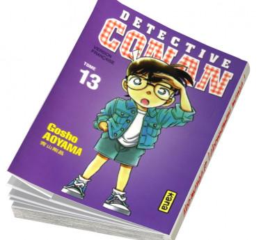 Détective Conan Détective Conan T13