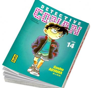 Détective Conan Détective Conan T14