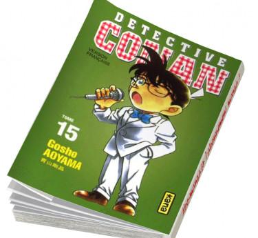 Détective Conan Détective Conan T15