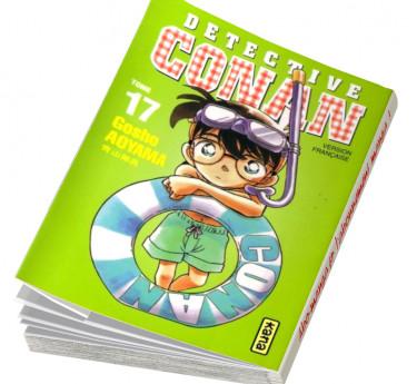 Détective Conan Détective Conan T17