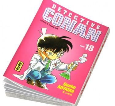 Détective Conan Détective Conan T18