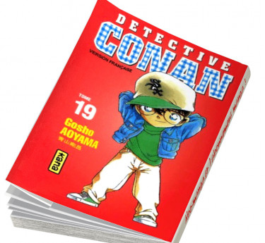 Détective Conan Détective Conan T19