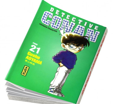Détective Conan Détective Conan T21