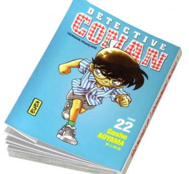 Détective Conan Détective Conan T22