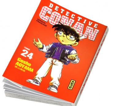 Détective Conan Détective Conan T24