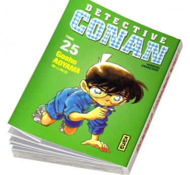 Détective Conan Détective Conan T25