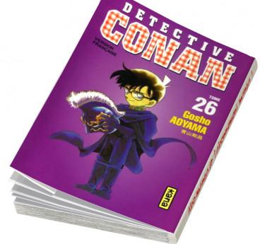 Détective Conan Détective Conan T26
