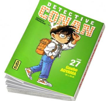 Détective Conan Détective Conan T27