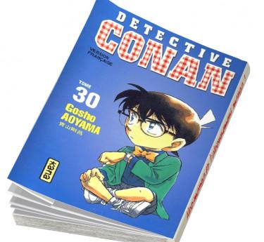 Détective Conan Détective Conan T30