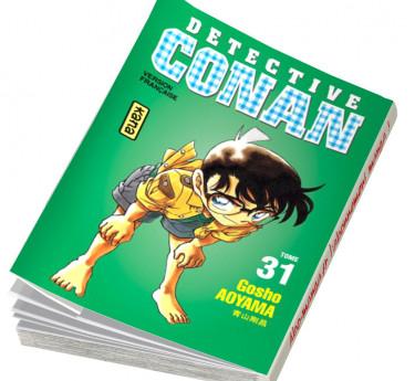 Détective Conan Détective Conan T31