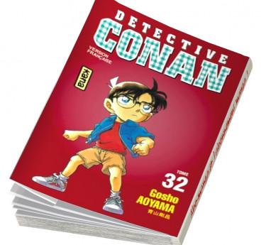 Détective Conan Détective Conan T32