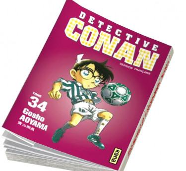 Détective Conan Détective Conan T34