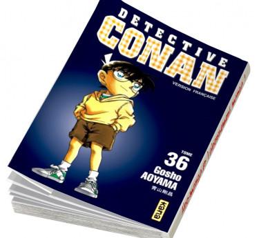 Détective Conan Détective Conan T36