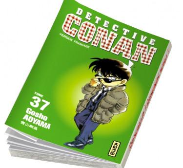 Détective Conan Détective Conan T37