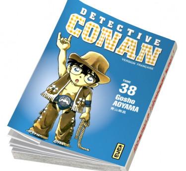 Détective Conan Détective Conan T38