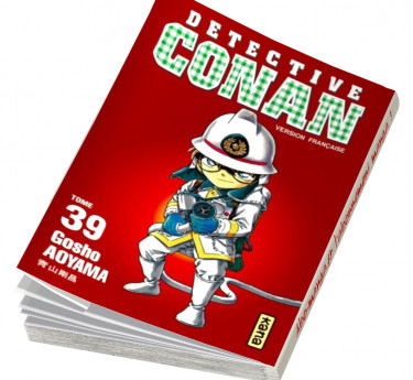 Détective Conan Détective Conan T39