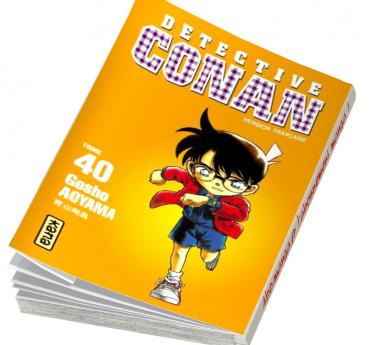 Détective Conan Détective Conan T40