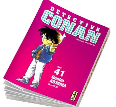 Détective Conan Détective Conan T41
