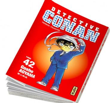 Détective Conan Détective Conan T42