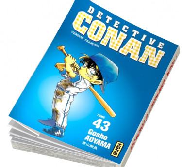 Détective Conan Détective Conan T43