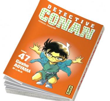 Détective Conan Détective Conan T47