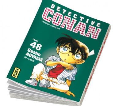 Détective Conan Détective Conan T48