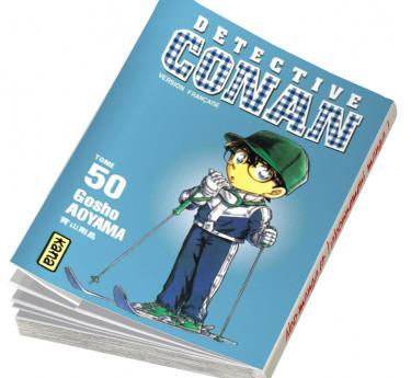 Détective Conan Détective Conan T50