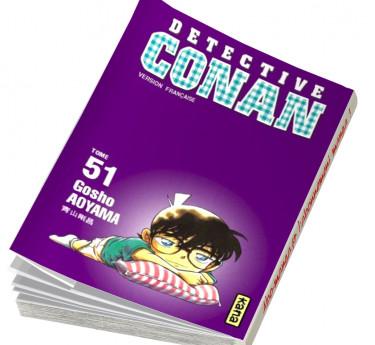 Détective Conan Détective Conan T51