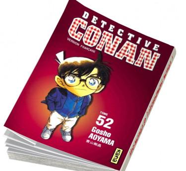 Détective Conan Détective Conan T52