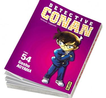 Détective Conan Détective Conan T54