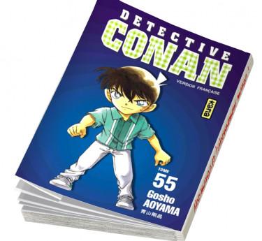 Détective Conan Détective Conan T55