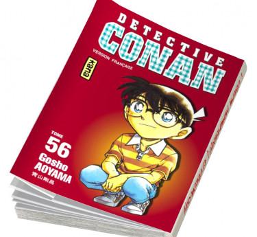 Détective Conan Détective Conan T56