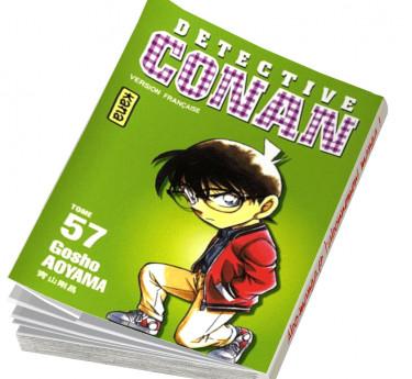 Détective Conan Détective Conan T57